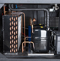 Refrigeration Area