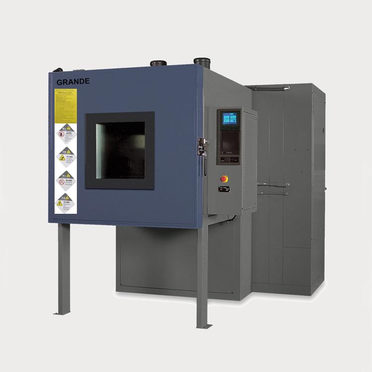 复合式恒温恒湿振动试验箱