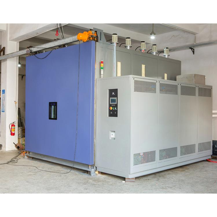 大型高低温湿度高海拔低气压环境模拟试验箱